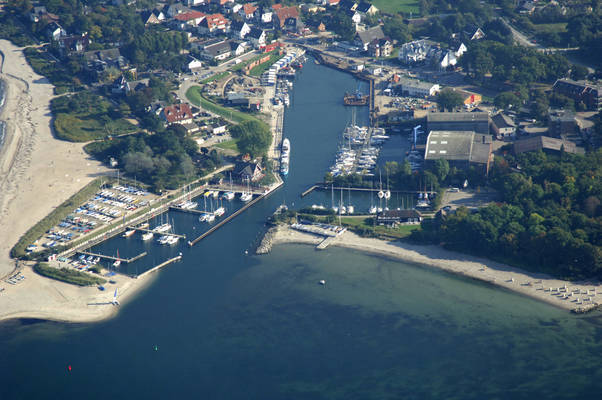 Evers Marina and Fishery Harbour