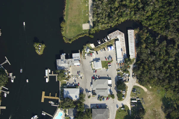 Homosassa Riverside Resort