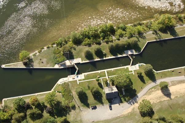 Trent River Lock 5