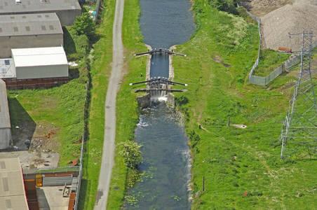 Grand Canal Lock 6