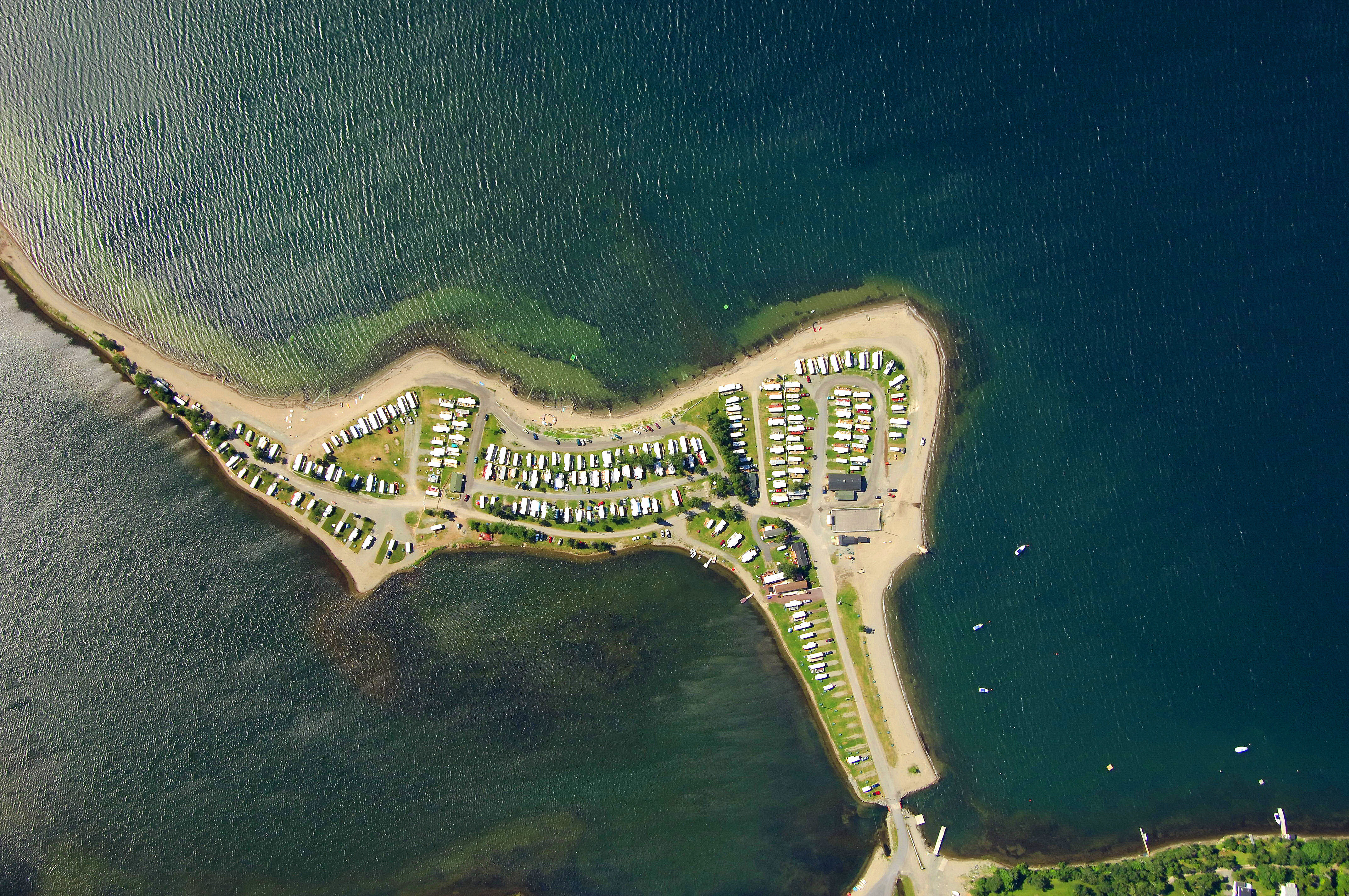 Ben Eoin Beach Rv Resort Amp Campground In Sydney Ns Canada Marina Reviews Phone Number