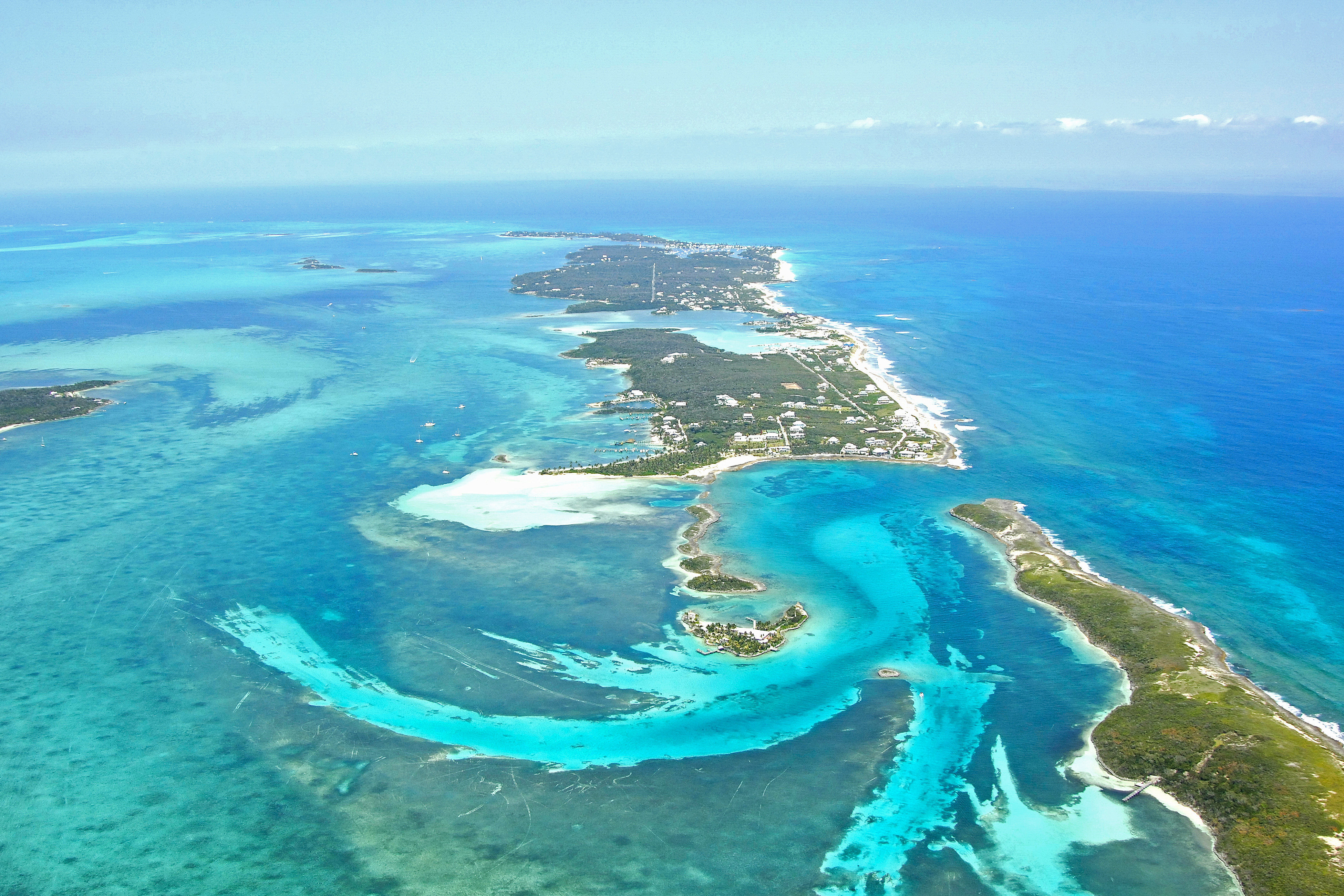 how to get to elbow cay