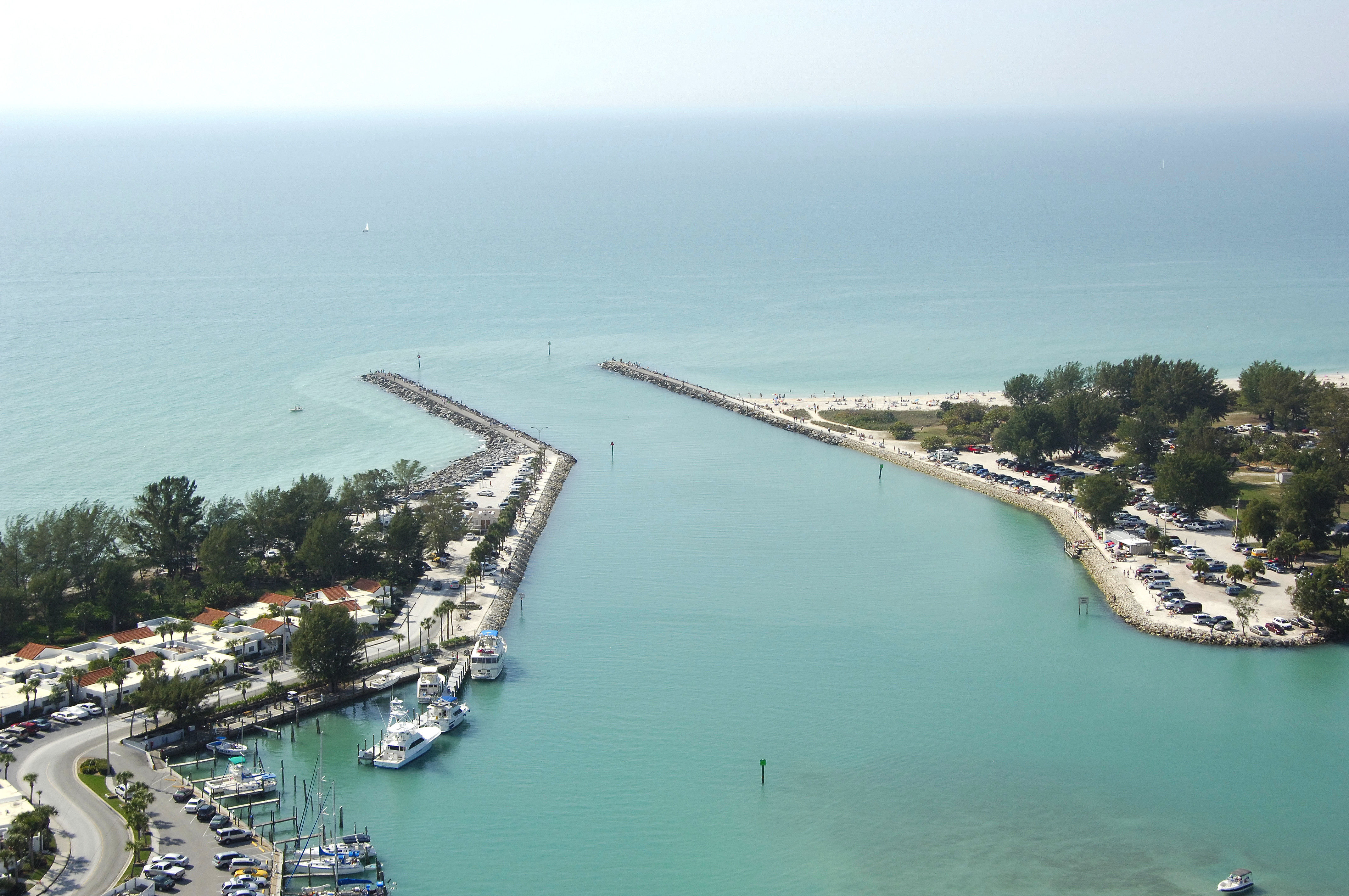 Venice Inlet In Venice Fl United States Inlet Reviews Phone