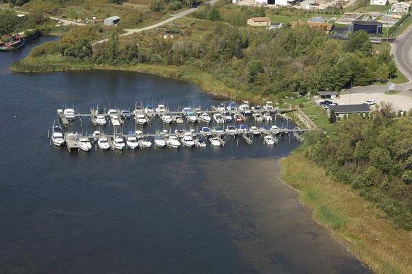 East Shore Marina