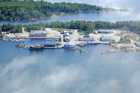 Kalasatama Harbour