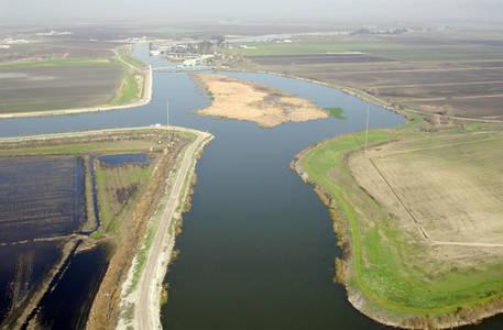 Sacramento River Georgiana Inlet