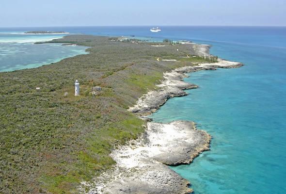 Great Stirrup Cay Lighthouse