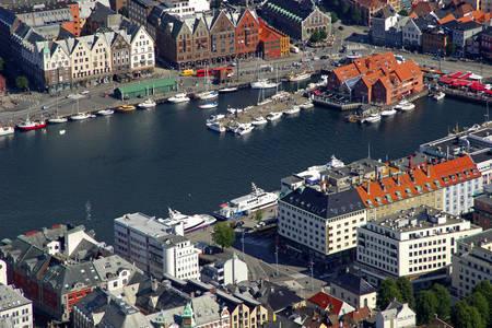 Bergen Guest Harbour Ferry