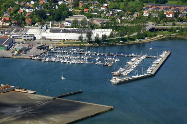 Kolding Lystbådehavn - Nordhavnen