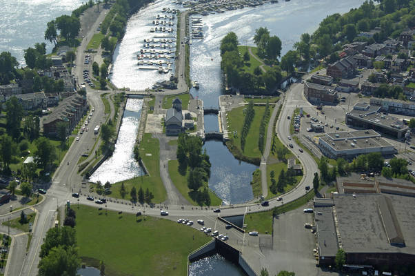 The Lachine Canal