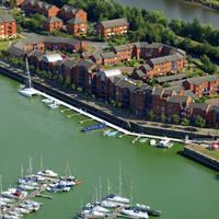 Albert Edward Dock Pontoon
