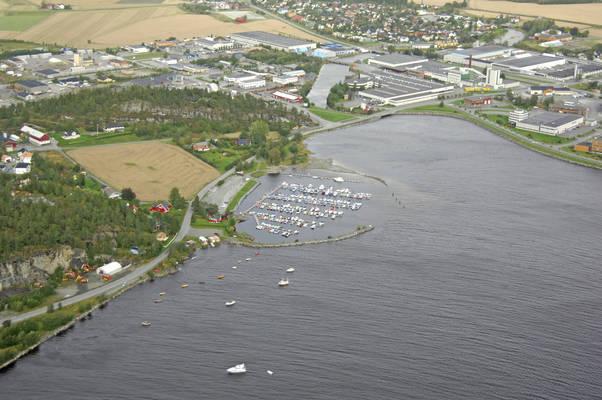 Stjørdal Båtforening Harbour