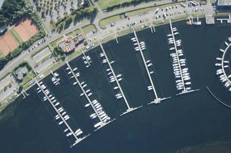 Burgtiefe Sport Boat Hafen