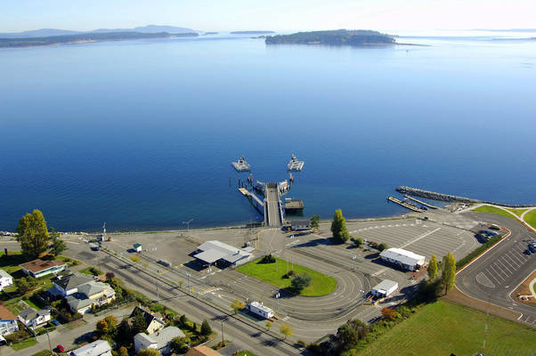 Sidney-Anacortes Ferry