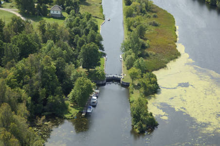 Rideau River Lock 18