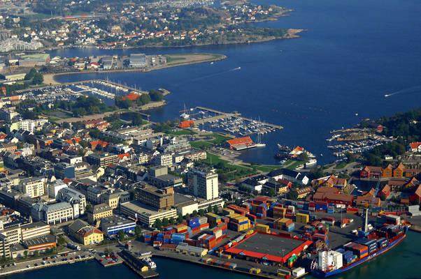 Kristiansand Harbour