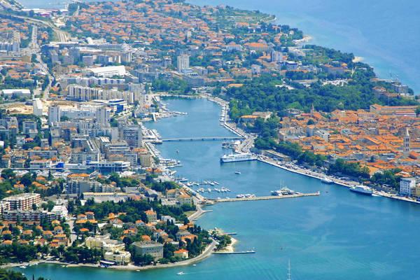 Zadar Harbour Bridge
