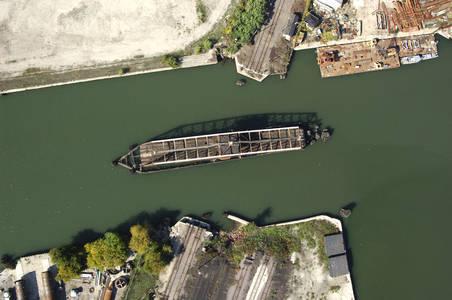 Chicago Northwestern Bridge