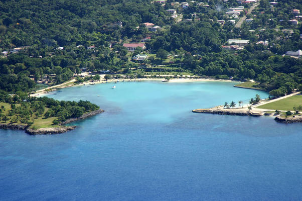 Santa Maria Island Harbour