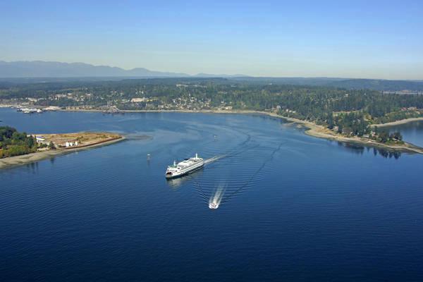 Eagle Harbor Inlet