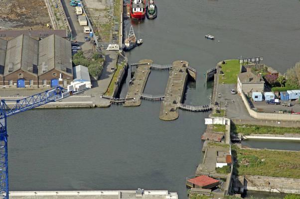 Grand Canal Sea Lock