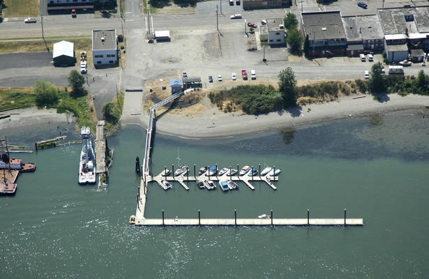 Rainier City Docks