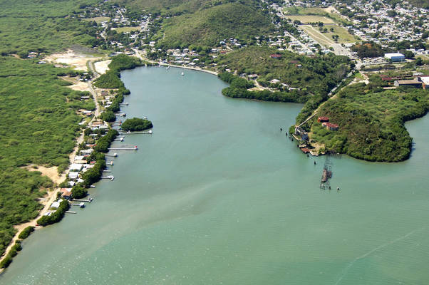 Ensenada Harbor Inlet