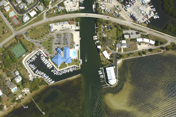 Manatee River Terra Ceia Bay Inlet