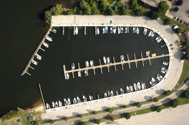 Hartshorn Municipal Marina