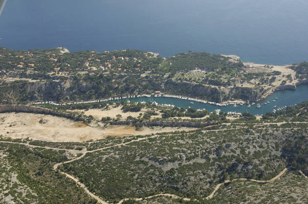 Port Miou Marina
