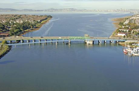 Bay Farm Island Bascule Bridge