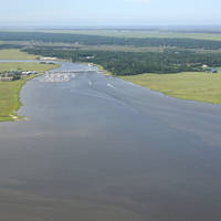 Frederica River Inlet