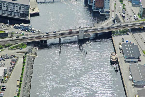 Trondhiem Nidelv Bridge