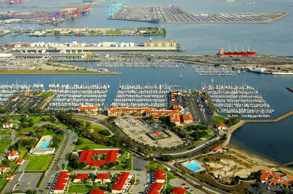 California Yacht Marina - Cabrillo Marina