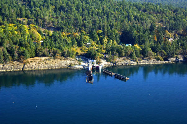 North Pender Island Ferry