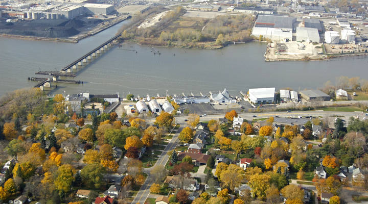Allouez Yacht Harbor Inc