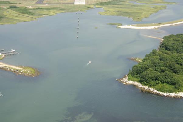 Proquonock River Inlet
