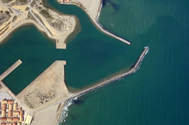 Port Leucate Inlet