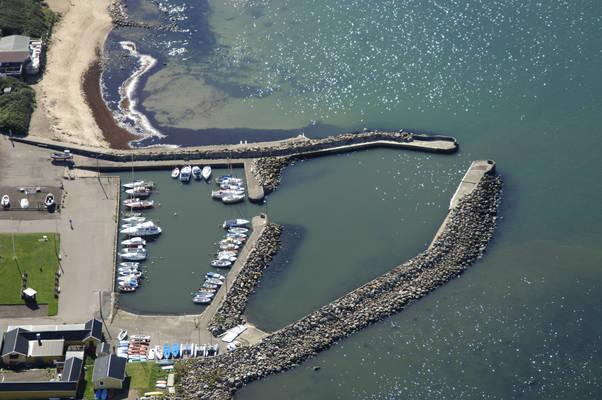 Vejbystrand Marina
