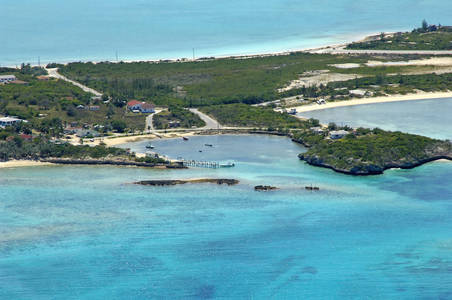 Little Farmers Cay Small Craft Anchorage