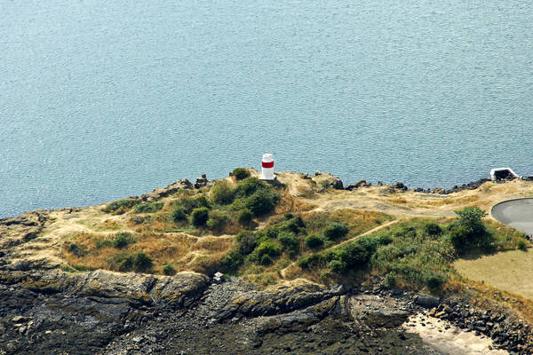 Hawkcraig Point Range Front Light