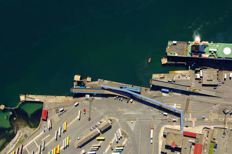Port of Larne Ferry
