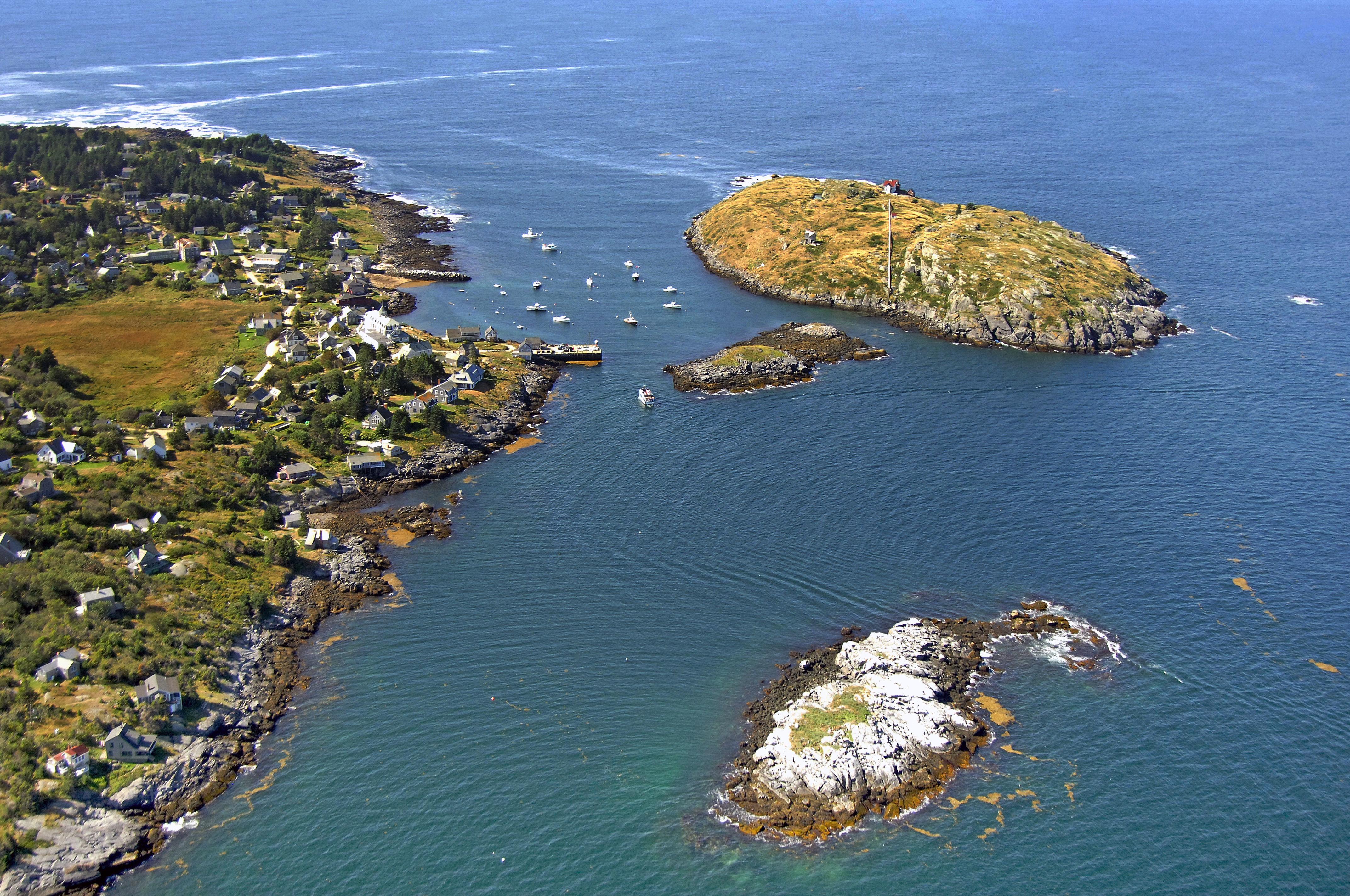 Diesel Gas Near Me >> Monhegan Island Harbor in Monhegan Island, ME, United States - harbor Reviews - Phone Number ...