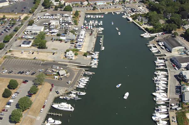 Falmouth Harbor Bulkheads