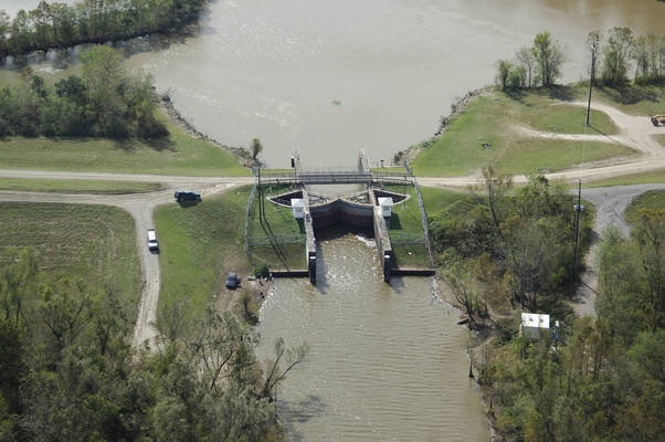 Lower Atchafalaya River Lock 3