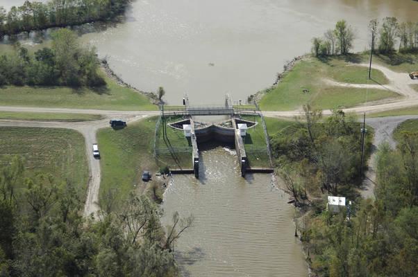 Lower Atchafalaya River Lock 3