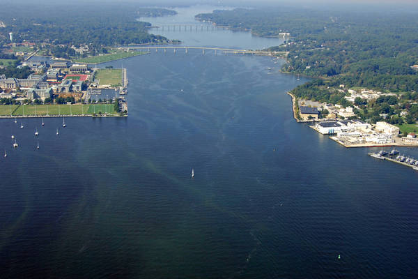 Severn River Inlet