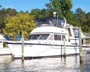 42' Jefferson Sundeck Cruiser