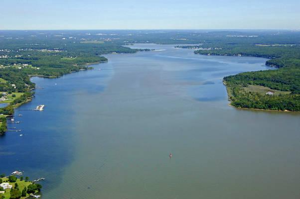 Elk River Inlet