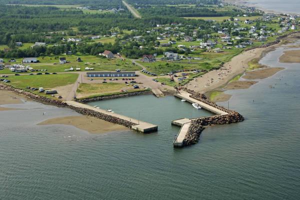 Cape Des Caissie Marina
